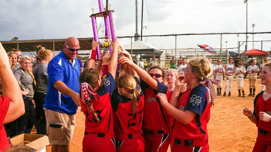 The Photojournalist - 2016 EyeEm Awards U10 Girls Travel Softball Won The Tournament Three Days Of Sun Up To Sun Down Games In The Alabama & Florida Heat Of Summer Gaggle Of Girls Celebrating Their Big Win My Daughter Makes Me So Proud❕ Everyday Emotion Best Shots EyeEm EyeEm Gallery Competition Day Playing With High Intensity Hard Work Pays Off  All For One, One For All! Teamwork Common Goals Intestinal Fortitude THIS IS THE FACE OF MODERN FEMINITY!! Sport Define For Yourself Who You Are These Girls Actually Went All The Way To The ESPN Televised Softball World Series In Florida! Winners !