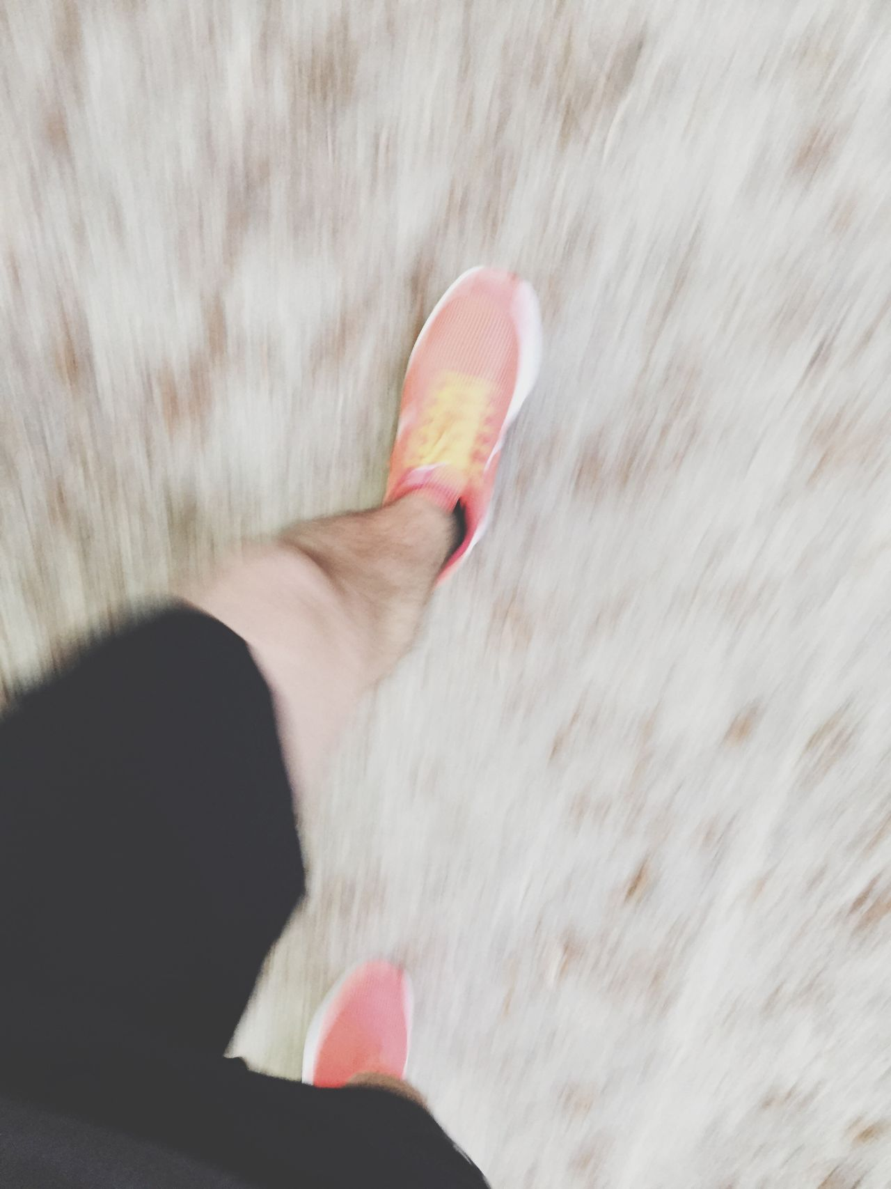 EyeEm Selects One Person Low Section Personal Perspective Human Body Part Leisure Activity Lifestyles Human Leg Running Jogging Sport Healthy Healthy Lifestyle Shoe Sneaker Park Adult Summer Shorts Run Sommergefühle EyeEm Selects