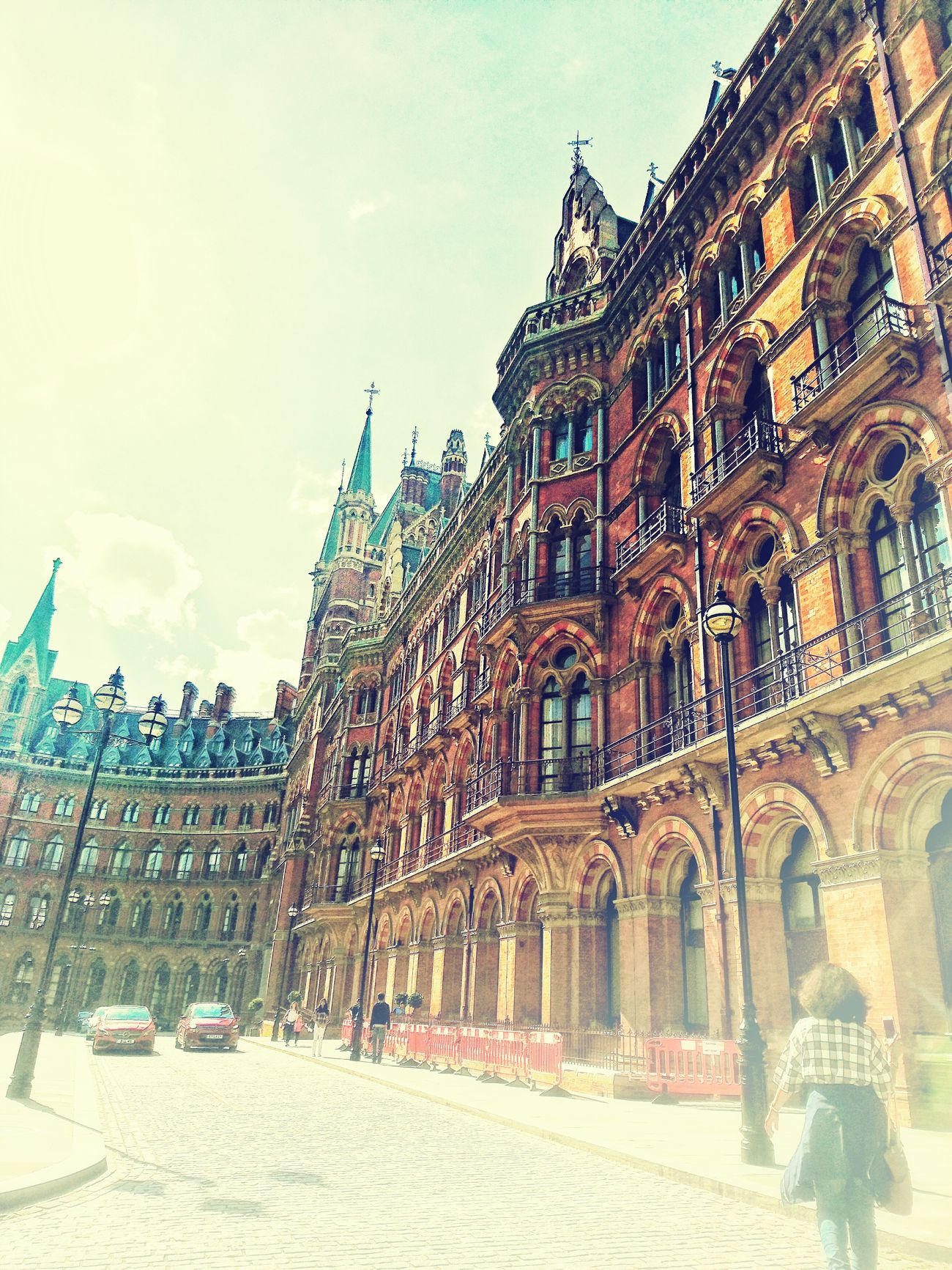 Kings Cross Travel Destinations Harry Potter ❤ Façade Architectural Feature City Life Building Exterior Architecture History Old Town Tall - High Architecture Building Exterior Built Structure Sky City Snow Façade Church Cloud Travel Destinations History Day Outdoors Place Of Worship