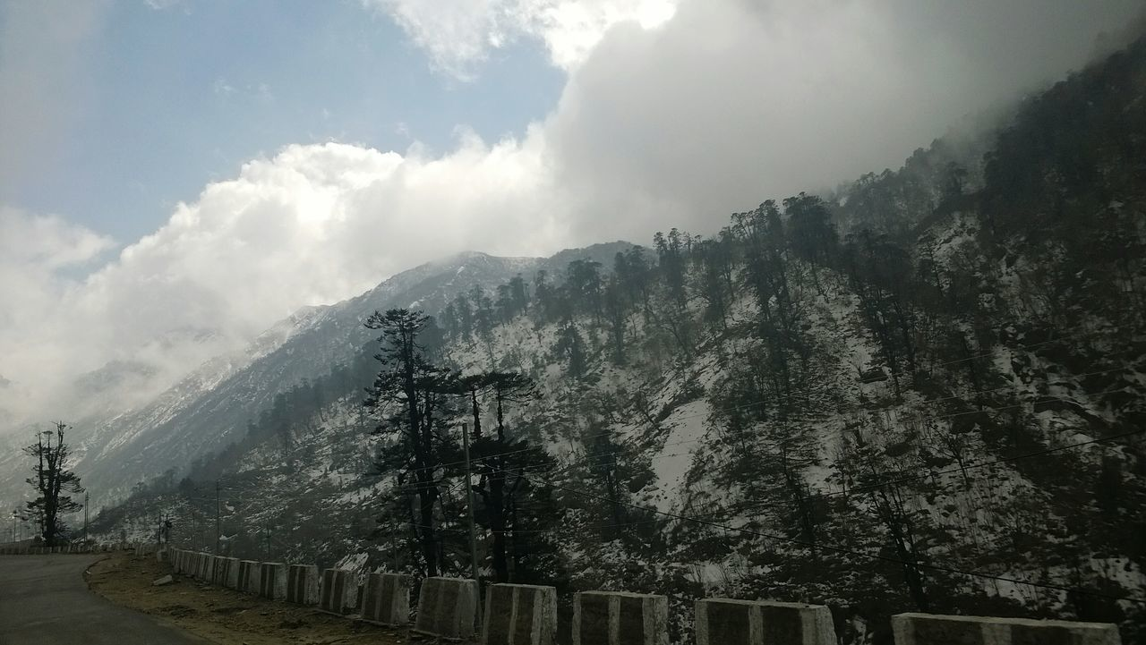 Social Issues Cloud - Sky Tree Nature No People Sky Beauty In Nature Outdoors Day Only Men Adult Snowcapped Mountain Galcier GetbetterwithAlex EyeEm Best Shots Gangtok, India Sikkim,india Snow ❄ Mountains Nature Scenics Beauty In Nature Mountain Forest Landscape