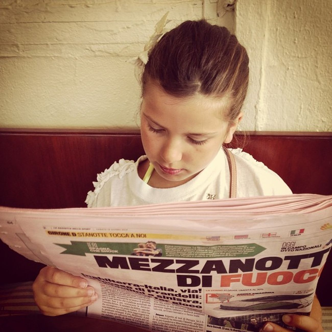 Worldcup Ilovemydaughter Brasil2014 Gazzetta LifeLessOrdinary Mondialibrasile Ameilcalciononpiace
