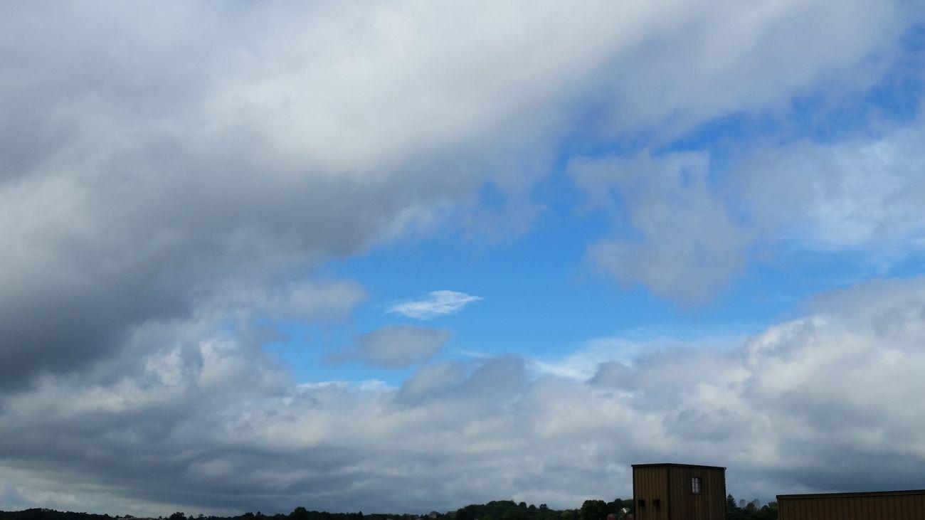 Pretty Sky Today!