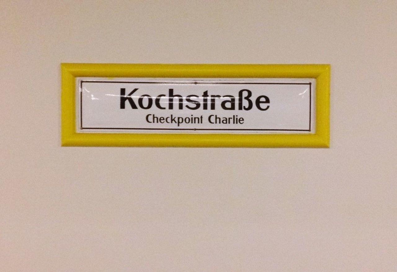 Checkpointcharlie