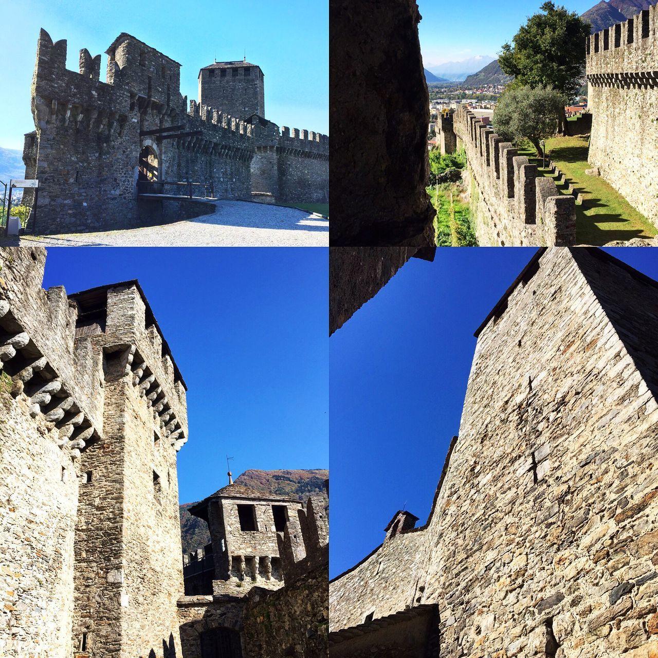 Castello Castel Montebello Switzerland Ticino Old Picoftheday Likeforlike Eye4photography