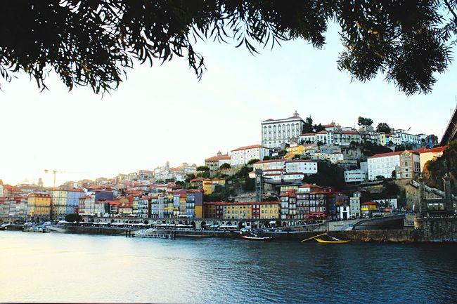 Porto Battle Of The Cities Douro  Architecture Sunset