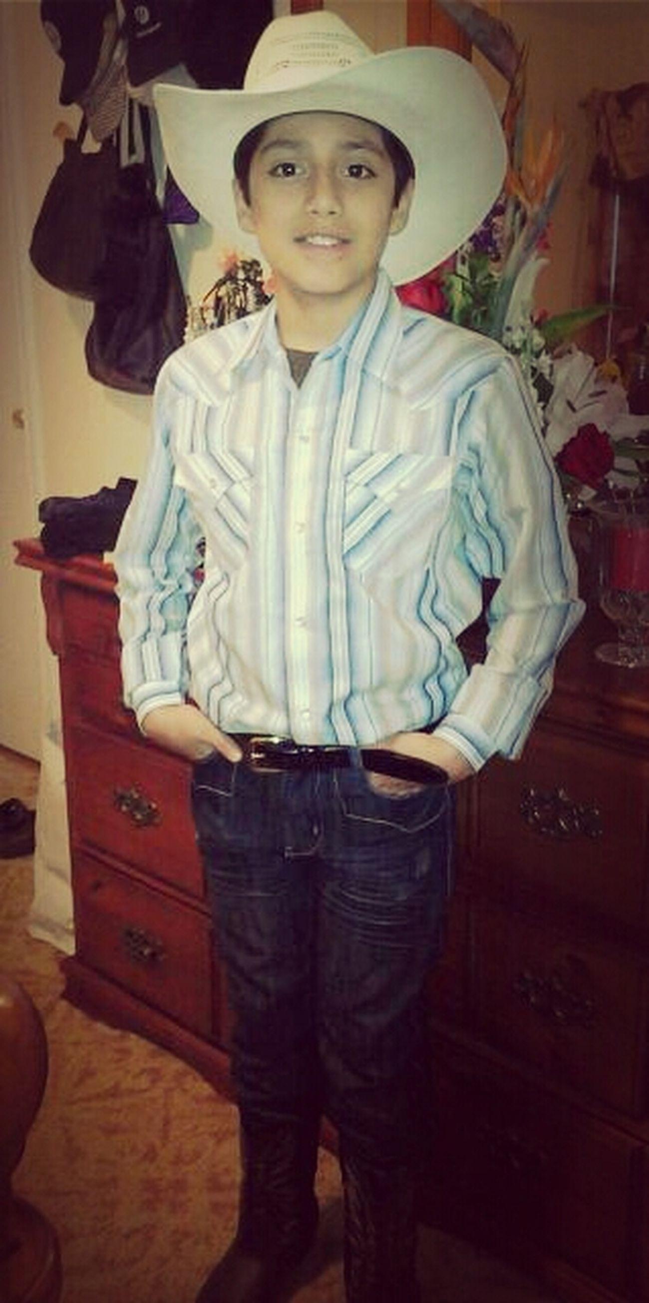 Cowboy Up! :)