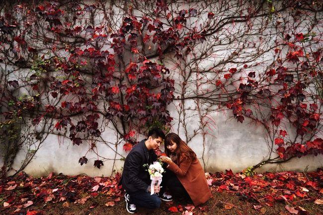 Love Without Boundaries Selfwedding Datesnap Ami Art Museum First Eyeem Photo