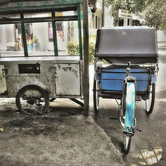 Streetphotography Becak Dsphoto JepretanKameraHP