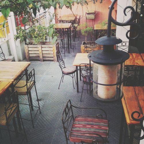 Looks like a coffee shop in France right? Coffeshop Amazing Hardwork Lovingit