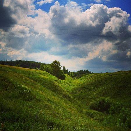 татарстан Природа родного края лето