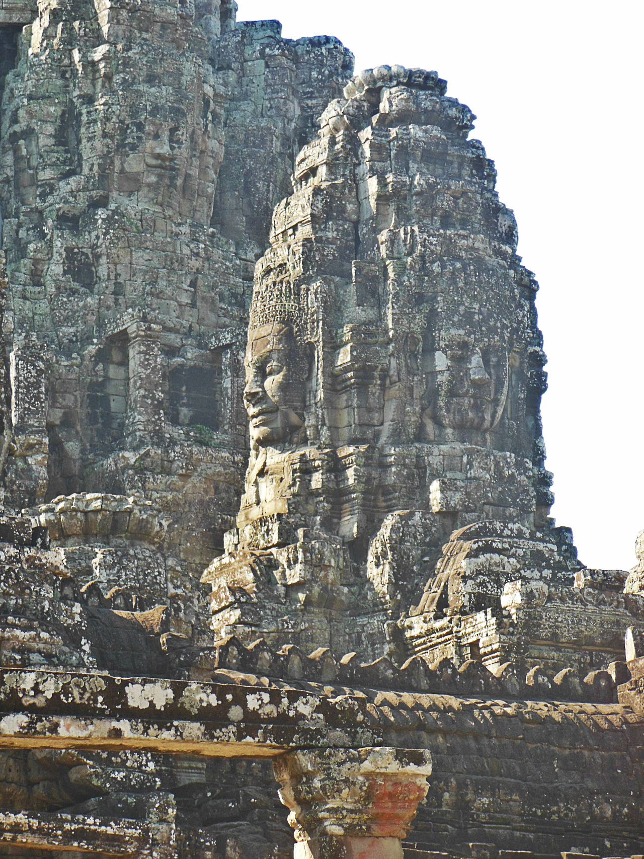Ancient Ancient Architecture Ancient Civilization Ancient History Angkor Thom Architecture Cambodia Eyeem Cambodia Eyeem History History Human Representation Khmer Empire No People Old Ruin Place Of Worship Place To Be  Spirituality Tourism Travel Destinations