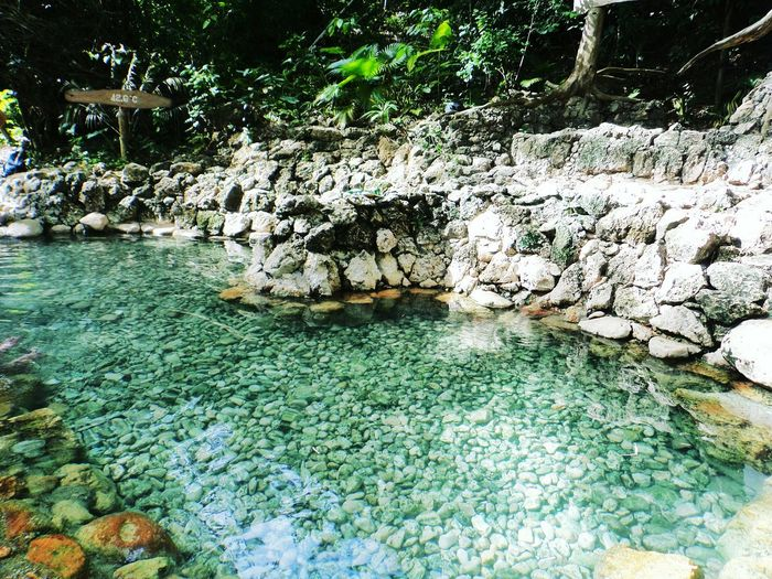 Water Nature Outdoors Beauty In Nature Hot Springs Philippines Cebu