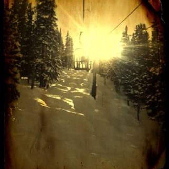 Skiing Skiingislife Mountainlife Colorado Chairlift Ski Fun Hadtobethere HASHTAG