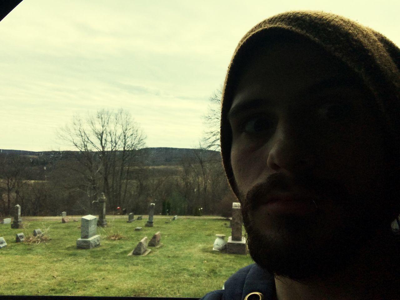 I see my grave and I say no