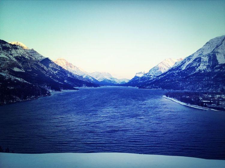 Beautiful ADMIRING Taking Photos Rocky Mountains