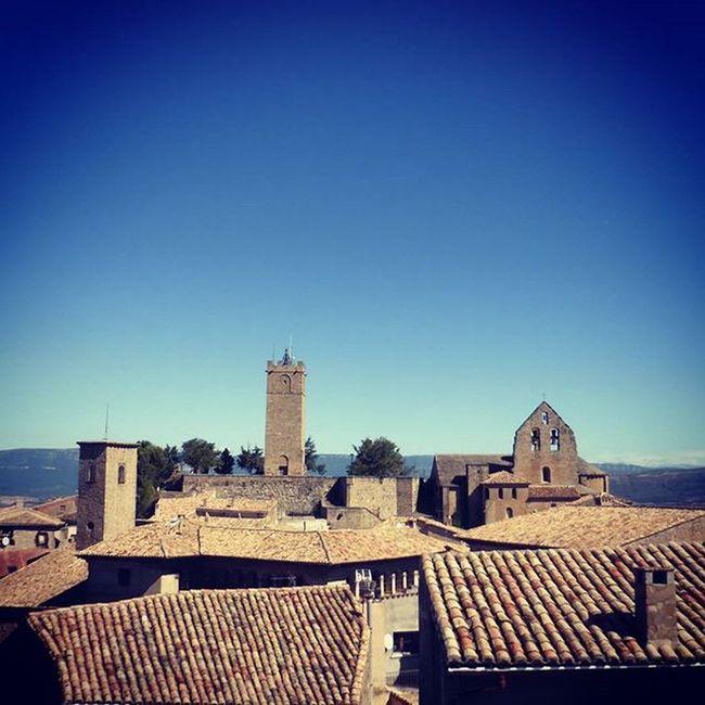 Por los tejados un día estupendo. Aragón Sosdelreycatolico Skylovers Civitur travel igerszgz igersaragon