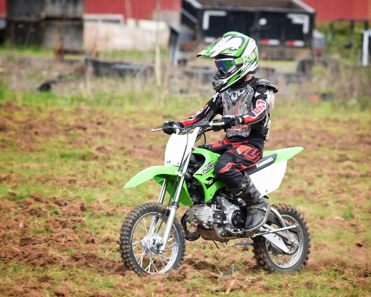 Motorcycle Land Vehicle Mode Of Transport Transportation Crash Helmet Motorcycle Racing Motorsport Riding Motocross Biker Helmet Sports Helmet Stationary Sport One Person Adventure Headwear Day Sports Clothing Outdoors Dirtbike The Great Outdoors - 2017 EyeEm Awards Youth Of Today Childhood Memories Youth Culture