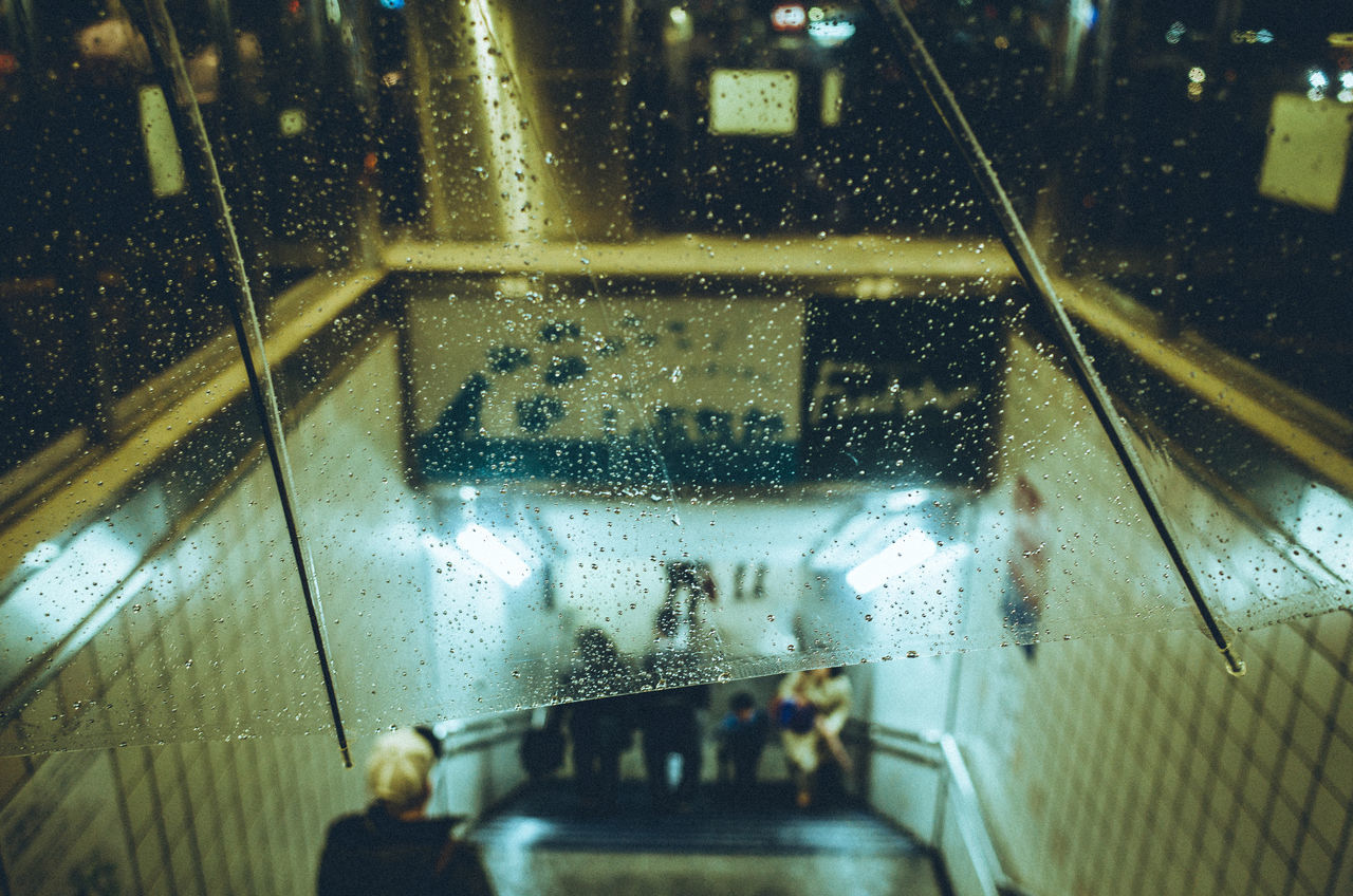 From My Umbrella ◀☔️ Change Your Perspective Rainy Days Atmosphere Best Of Stairways Capture The Moment Cityscape Day From My Point Of View Getting Inspired Hello World Lifestyles Light And Shadow Lookingdown Night Outdoors People Perspective Simple Moment Snapshots Of Life Street Photography Urban Exploration Urban Lifestyle Walking Around Wet