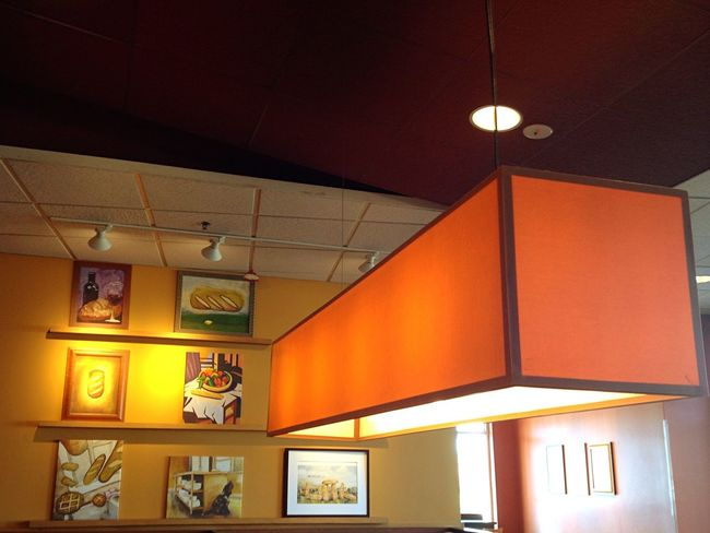 Interior Design Shapes And Forms Settings Wall Art Panera Bread