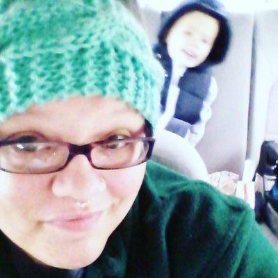Keeping warm! Boymom Cold