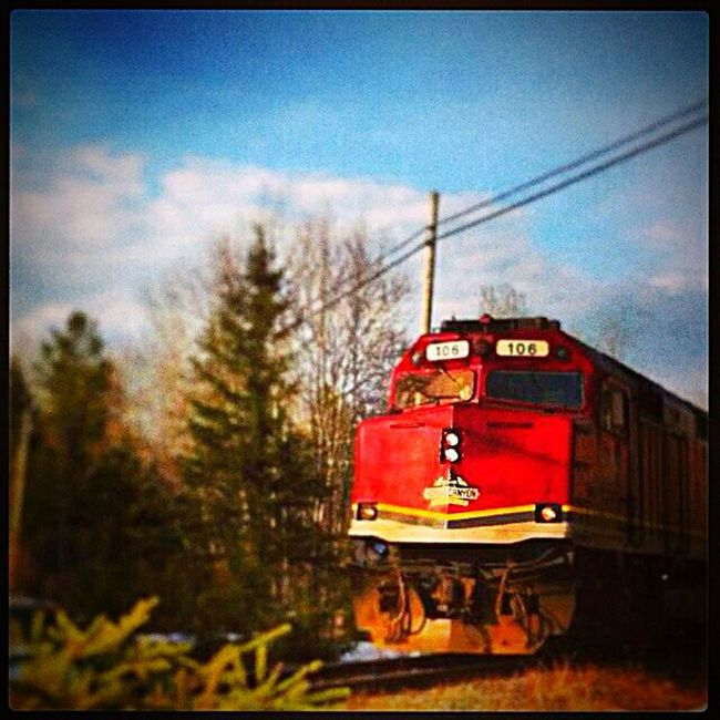 Agawa Canyon Tour Train ACR First Eyeem Photo