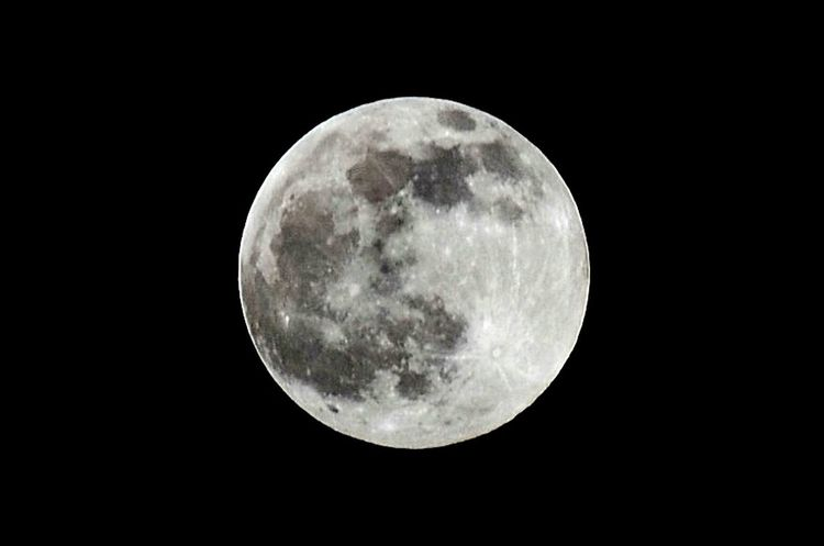 Full Moon Oujda Morocco Astronomy Astrophotography Beauty Nature Black And White سبحان_الله ما شاء الله سبحانك ربي