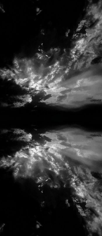 Insane Sunsets Black And White Open Edit
