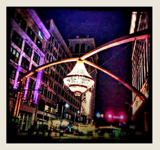 Chandelier, Chandeliers, Lovely, Doll largest chandelier Downtown Cleveland Clevelander Cleveland Skyline