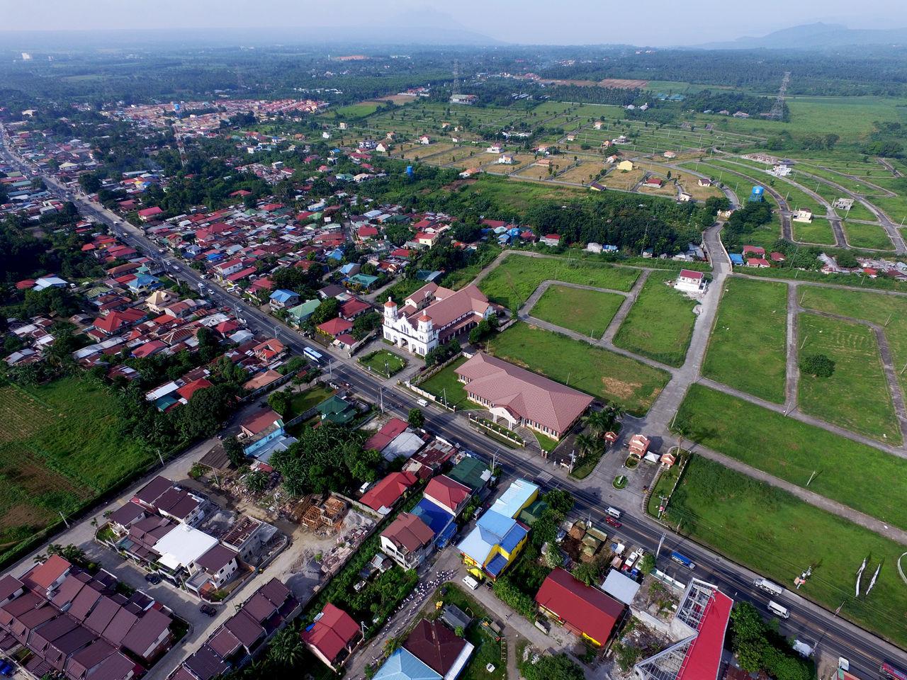 DJI Phantom3 pro #DJI Phantom 3 #tanauan Aerial View Sky First Eyeem Photo