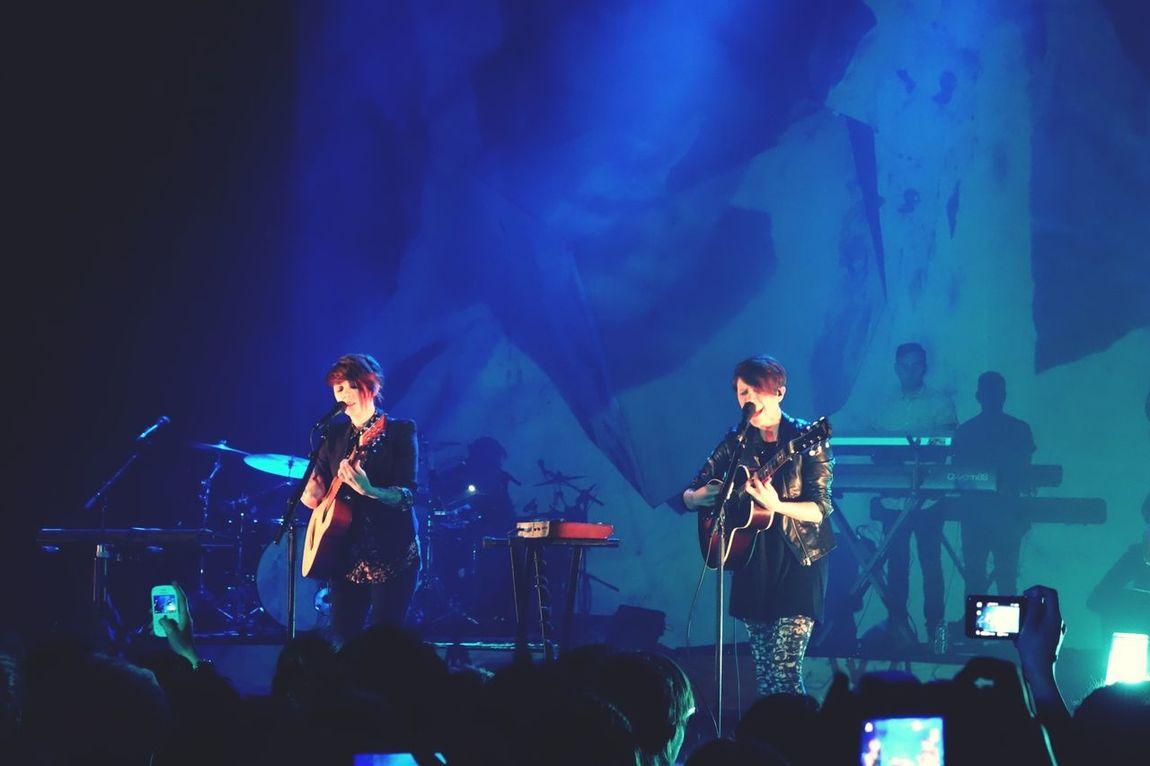 Tegan and Sara Concert