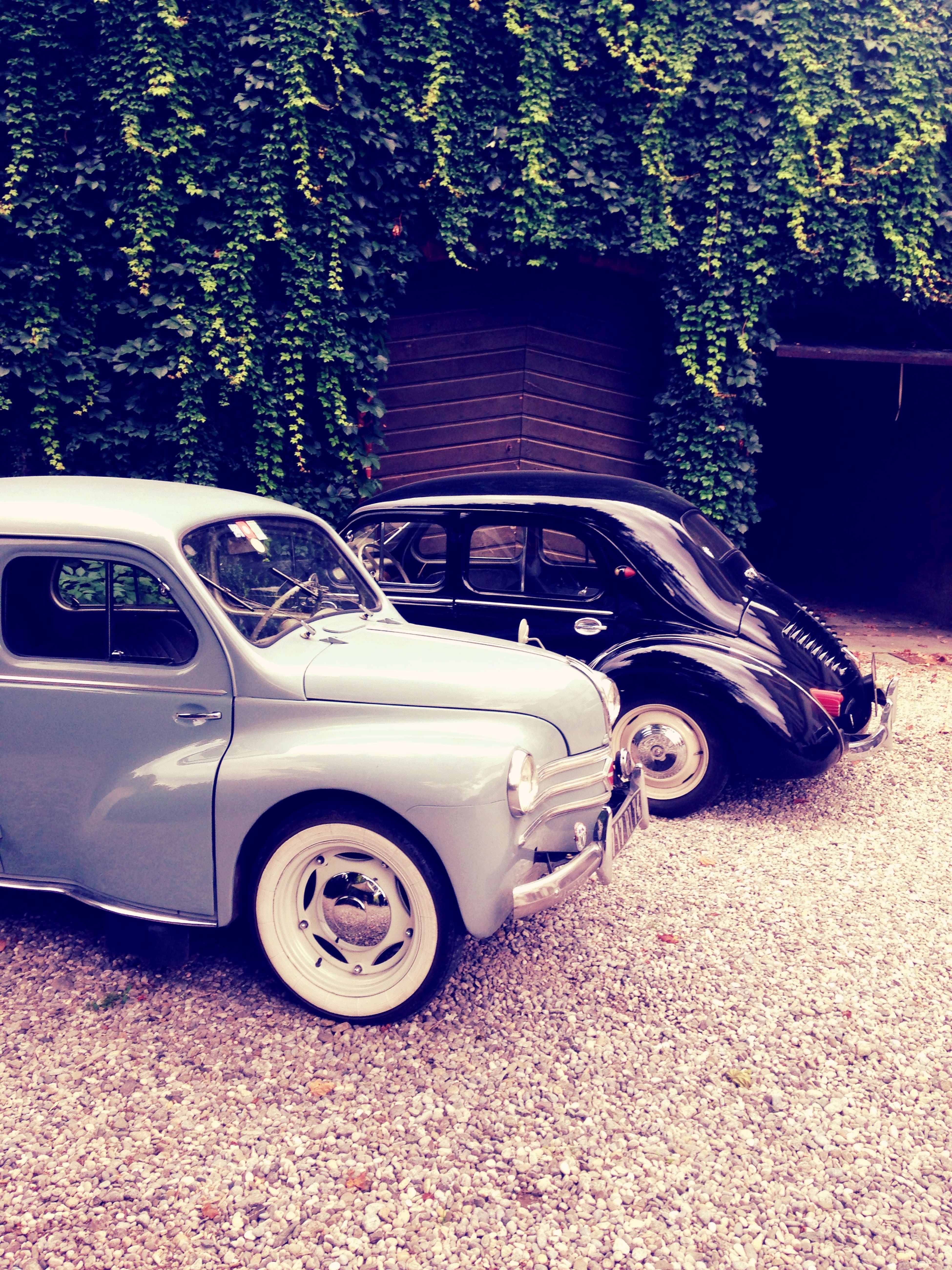 Renault4CV Vintage Cars Vintage First Eyeem Photo