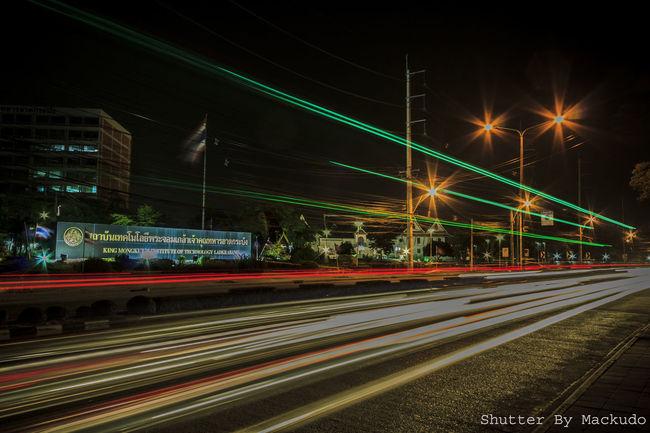 Kmitl Kmutt KMUTNB Nightphotography