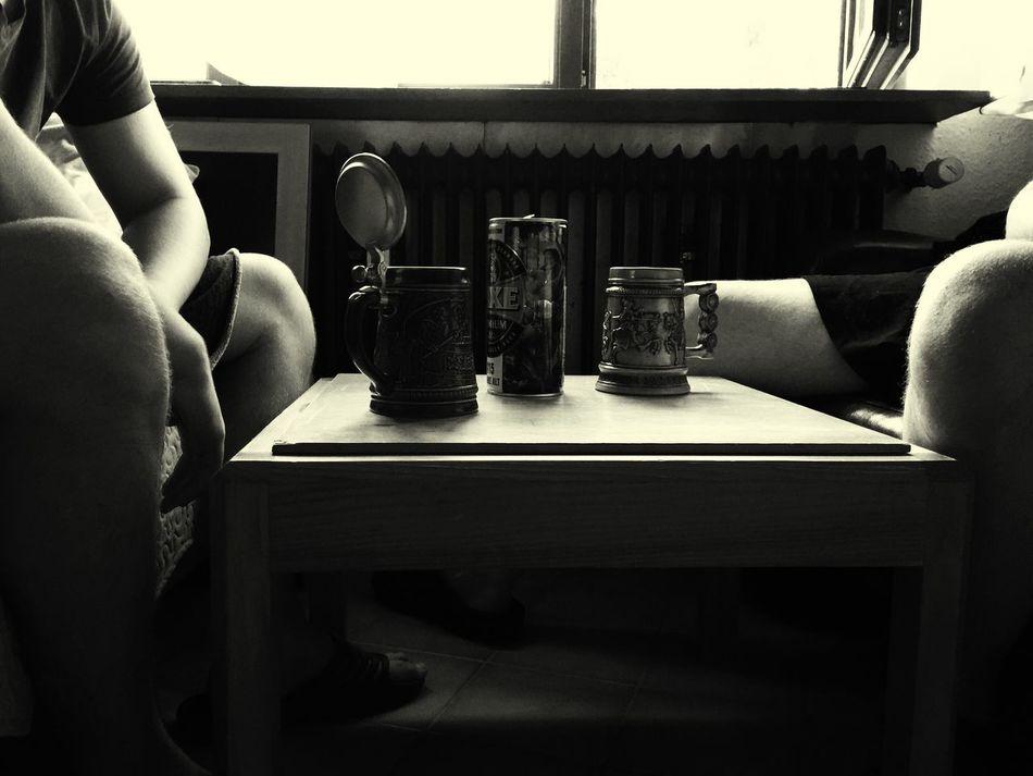 Hot Summer Beer Friends Talking Evening PhonePhotography Deutschland Brother @Teodor Cosmin Living Enjoying Life Casual Clothing Diversity