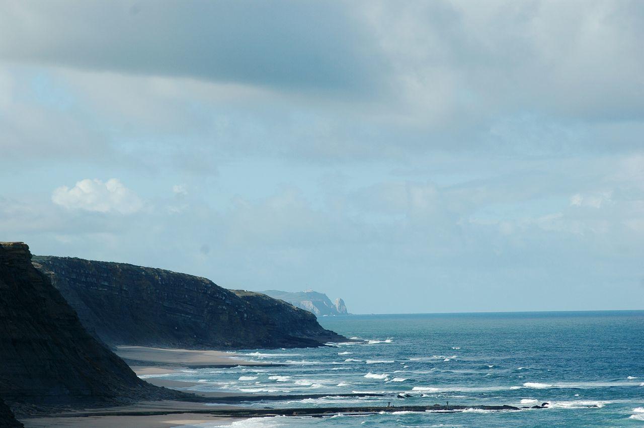 The KIOMI Collection Eyeem Edit Sand Rock Naturelovers Beach Ocean Portugal