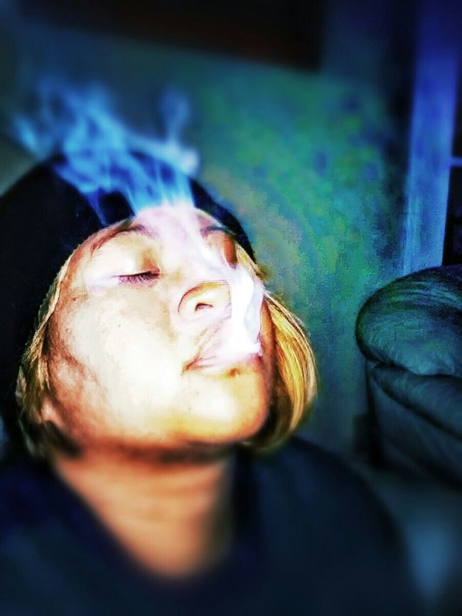 Cigarettes Souless Quit Smoking  Spiritual Color Explosion