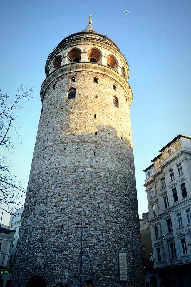 Istanbul Turkey Galata Tower Architecture First Eyeem Photo
