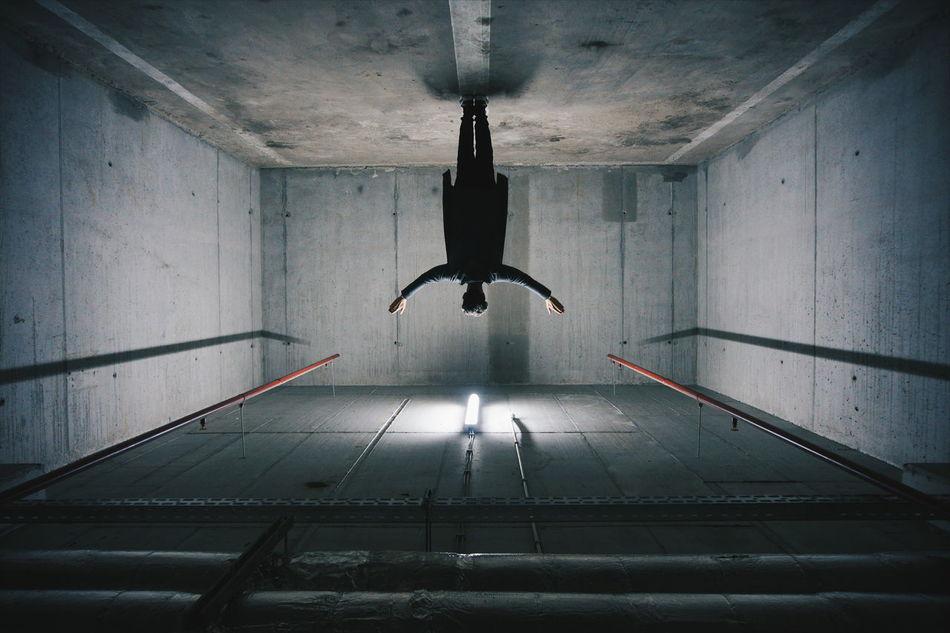 Beautiful stock photos of dark, Room, bizarre, breaking New Ground, ceiling