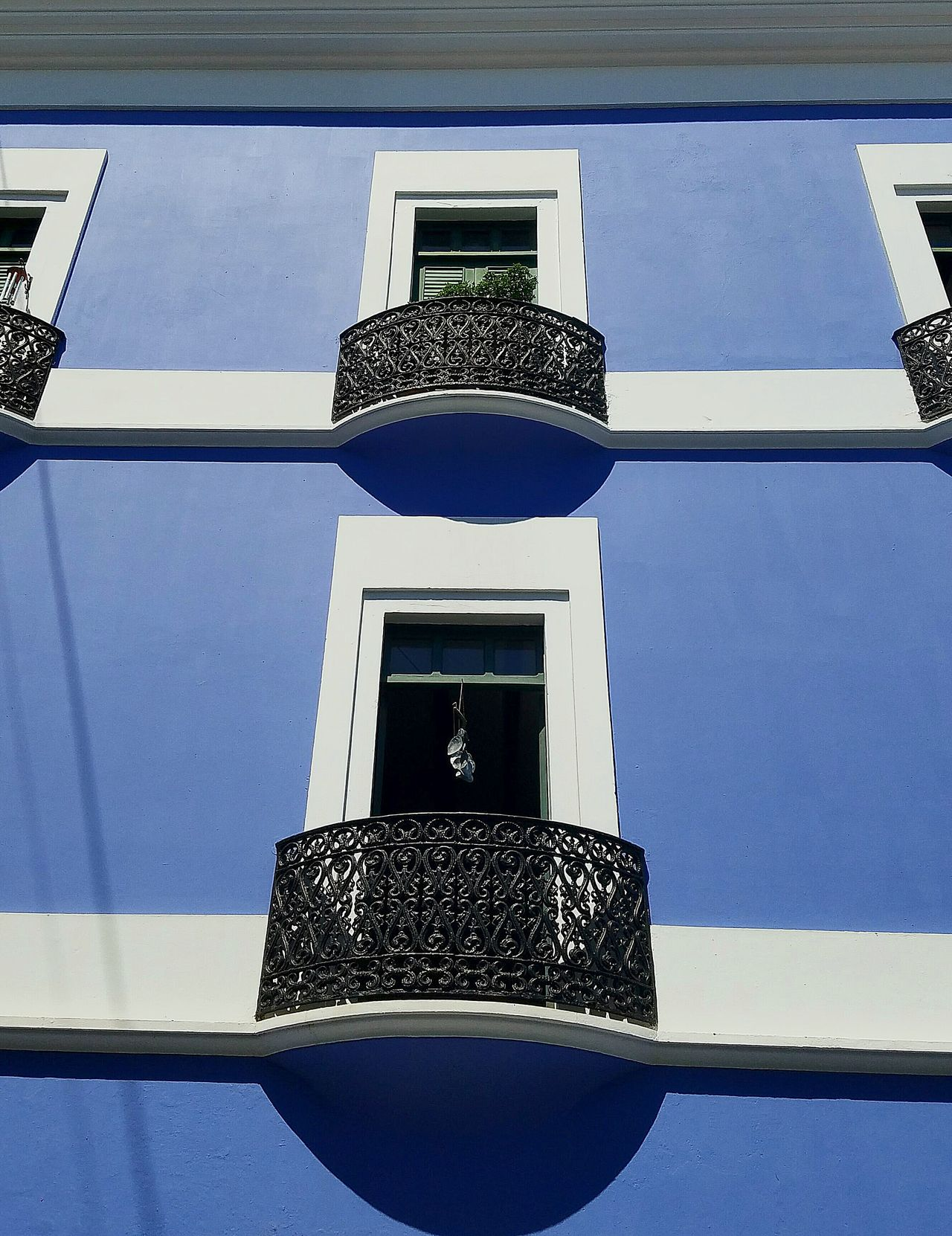 Building Exterior Perspective Lines And Angles Minimalism Color Block The Architect - 2017 EyeEm Awards Architectural Detail Simplicity Simple Elegance Minimalist Architecture Urban Landscape Light And Shadow Colors Of My City San Juan PR Fine Art Photography Urban Exploration Blue
