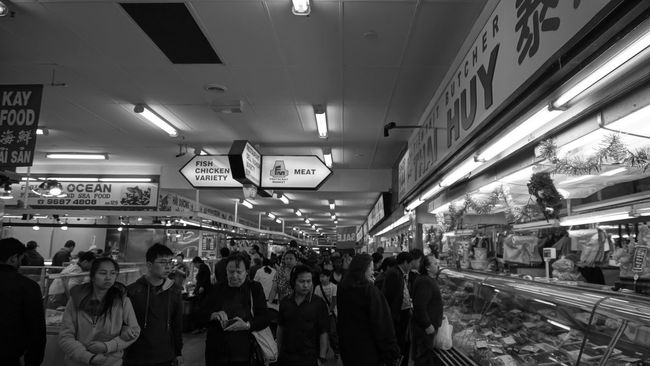 Crowd Large Group Of People Lifestyles Market Retail  Shyraphotography