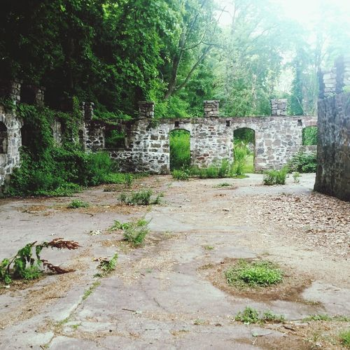 Old Ruins Summer2015