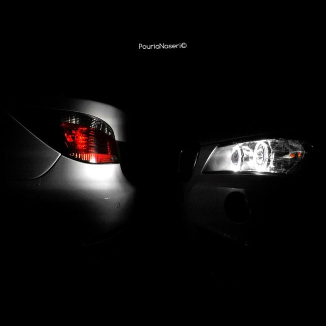 Angry Eyes Bmw X3 vs. M5 PouriaNaseri©
