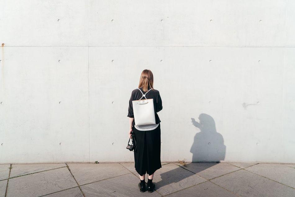 Beautiful stock photos of urban photography, Adult, Backpack, Berlin, Blonde Hair