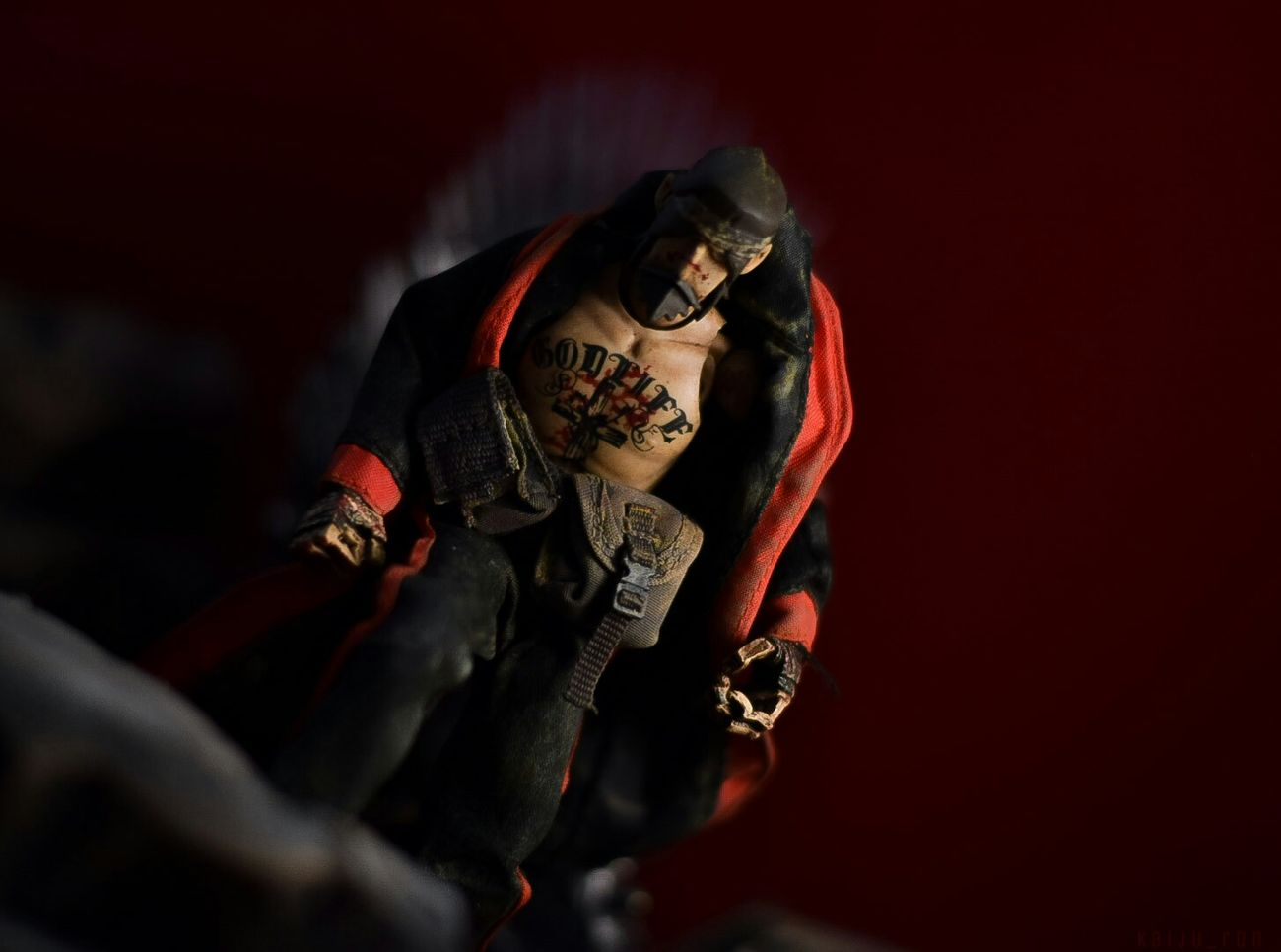 A person's true character is always tested during times of crisis Anarchyalliance Ata_dreadnoughts EyeEm Best Shots ThreeA Adventurekartel FightingJC