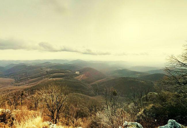 Hills Hungary Bükk