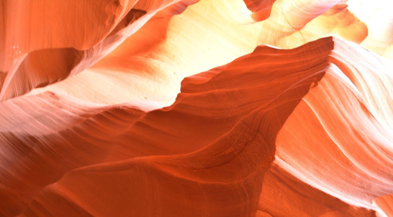 Antelope Canyon Arizona EyeEm Nature Lover Rock Formation Rocks Shades Of Orange USAtrip Wolf Desert Beautiful Nature