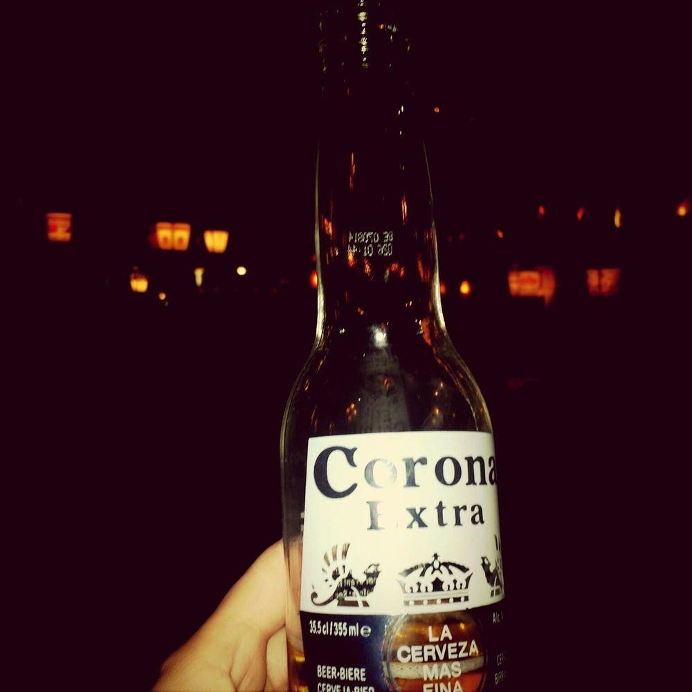la cerveza mas fina. Corona Beer Brussels Deliriumcafe