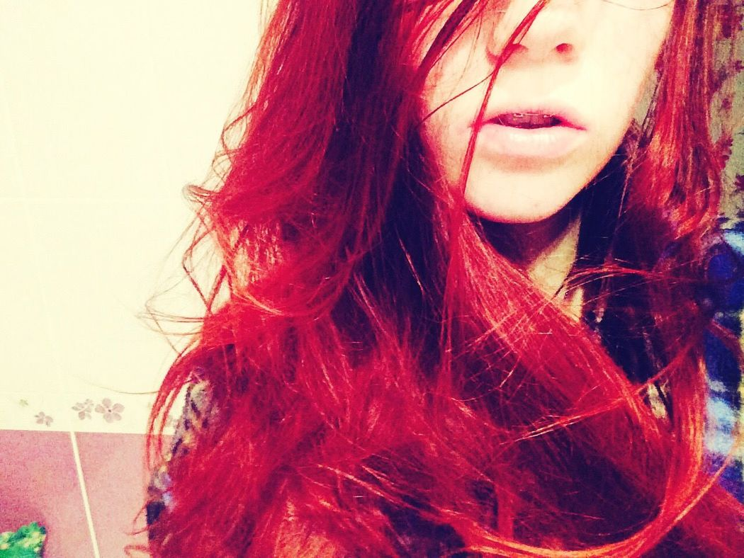 That's Me Hello World Taking Photos Cool Me :)  Hair Red Girl Happy People Happy