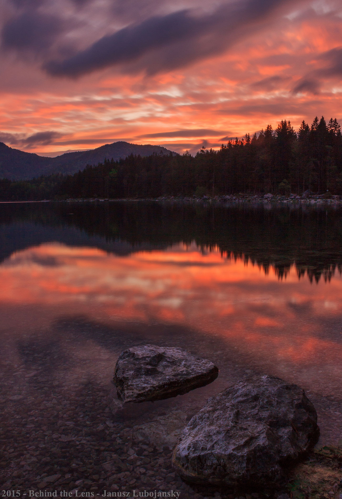 Bavaria Berge Clouds Clouds And Sky Germany Lake Landscape Landscapes Landschaft Mountain Mountains Outdoors Reflection See Sky Sky And Clouds Sonnenuntergang Stones Sunset Sunset_collection Travel Traveling Water Water Reflections Wolken