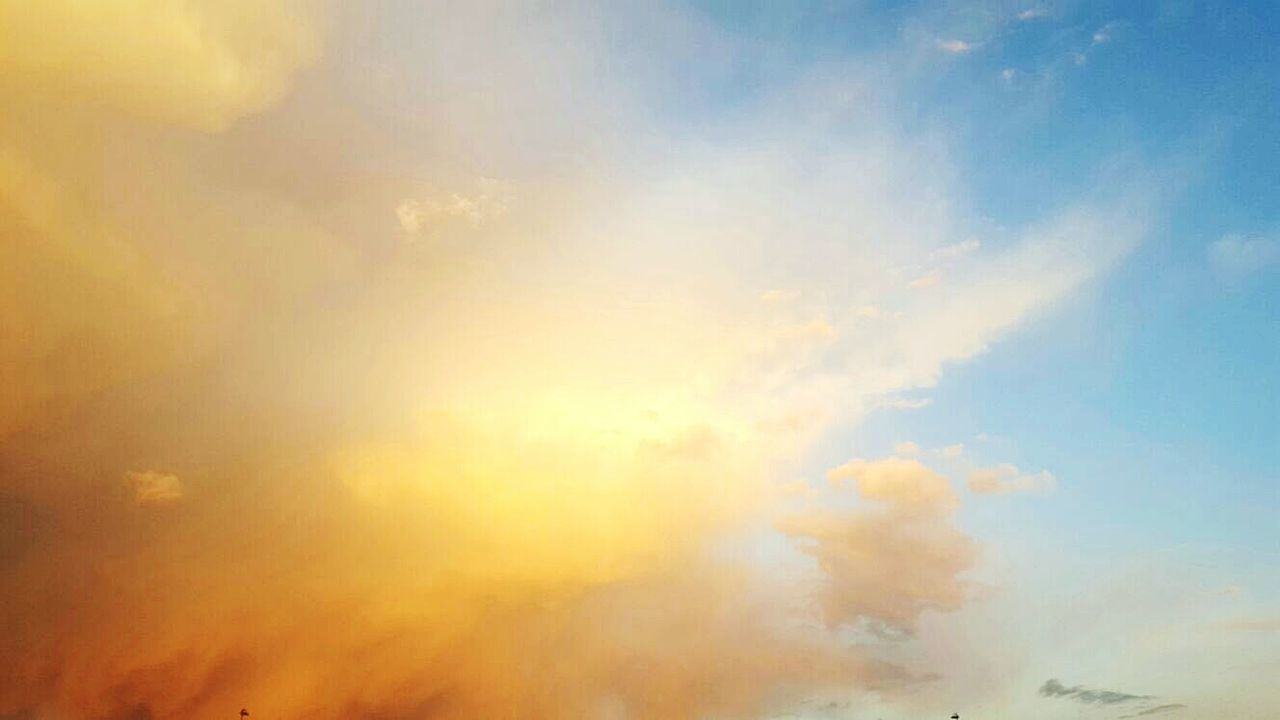 cloud - sky, backgrounds, nature, sky, beauty in nature, scenics, no people, sky only, tranquility, full frame, outdoors, multi colored, day