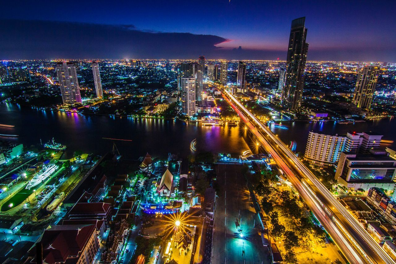โค้งน้ำสาธร Thailand Thailand Bangkok Riverboat Cityscape Bankok Thailand First Eyeem Photo